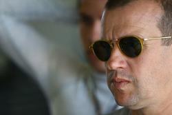 Olivier Panis, manager de Vincent Abril