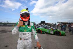 Pole position : Norbert Siedler, Rinaldi Racing