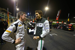 Nicky Catsburg, Reiter Engineering avec Max van Splunteren, Bentley Team HTP