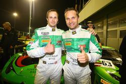 Winnaars Laurens Marco Seefried, Norbert Siedler, Rinaldi Racing