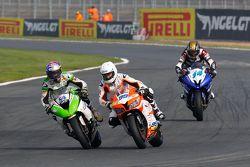 Kenan Sofuoglu, Kawasaki Puccetti Racing, P. J. Jacobsen, CORE