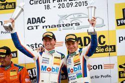 Luca Ludwig, Team Zakspeed and Sebastian Asch, Team Zakspeed