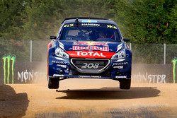 Timmy Hansen, Peugeot Hansen Takımı Peugeot 208