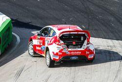 Reinis Nitiss, Olsbergs MSE Ford Fiesta ST
