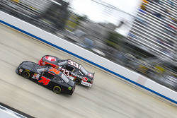 Mike Harmon and Austin Dillon, Richard Childress Racing Chevrolet