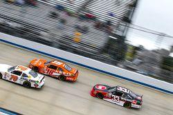 Derrike Cope, Derrike Cope Racing Chevrolet and Daniel Suarez, Joe Gibbs Racing Toyota andAustin Dillon, Richard Childress Racing Chevrolet