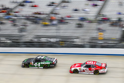 David Starr, TriStar Motorsports Toyota and Chris Buescher, Roush Fenway Racing Ford