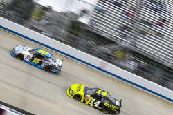 Stanton Barrett, Ford та Cale Conley, TriStar Motorsports Toyota