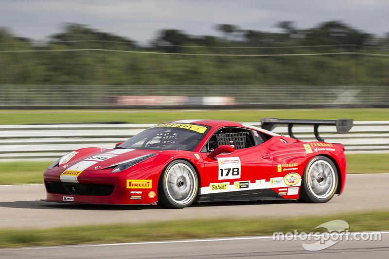 #178 Ferrari di Newport Beach Ferrari 458: Al Hegyi