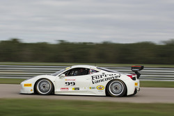 #99 Ontario Ferrari 458: Barry Zekelman