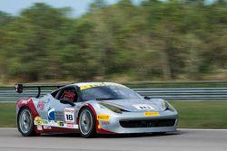 #18 San Francisco Ferrari 458TPAM: James Weilve