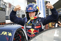 Winner Timmy Hansen, Team Peugeot Hansen