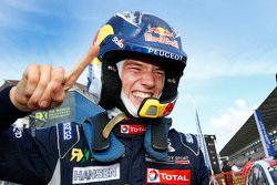 Ganador Timmy Hansen, Team Peugeot Hansen