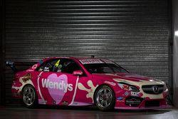Nuovo sponsor per Erebus Motorsport