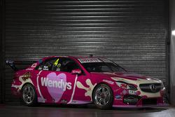 New sponsor for Erebus Motorsport