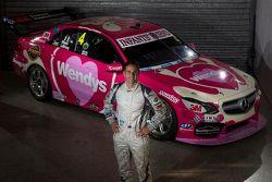 Ash Walsh, Erebus Motorsport