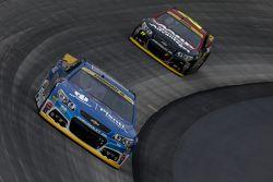 Dale Earnhardt Jr. and Jeff Gordon, Hendrick Motorsports Chevrolets