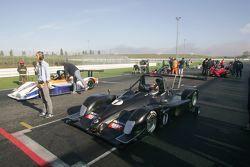 Giorgio Mondini, Eurointernational, LigierJS 53 EVO-CN2 #7 e Danny Molinaro, Progetto Corsa, Osella