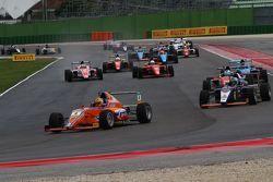 Start van race 3