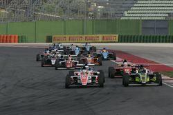 Start van race 2