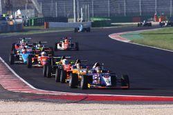 Diego Bertonelli, RB Racing, Tatuus F.4 T014 Abarth #22