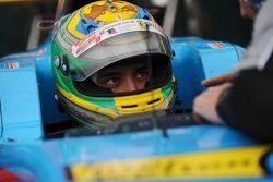 Lucas Ayrton Mauron, Jenzer Motorsport