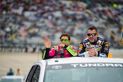 Danica Patrick en Tony Stewart, Stewart-Haas Racing