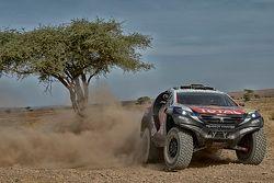 Sebastien Loeb, Peugeot 2008DKR