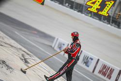 Team member for Kurt Busch, Stewart-Haas Racing