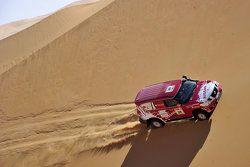 نيسان الشرق الأوسط، الراليات الصحراوية