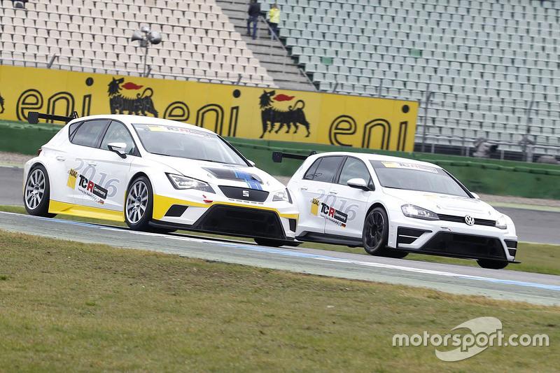 Seat Leon TCR, Volkswagen Golf TCR