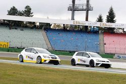Seat Leon TCR, Volkswagen Golf TCR