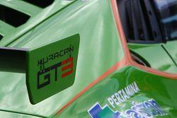 السيارة رقم 63 فريق جي آر تي غراسير ريسينغ لامبورغيني هاريكان جي تي3: باتريك كوجالا، ميركو بورتولوتي