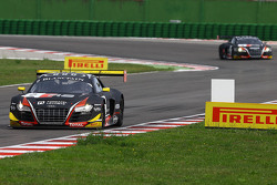#2 Belgian Audi Club Team WRT Audi R8 LMS ultra : Enzo Ide, Christopher Mies