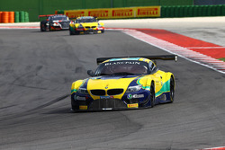 #77 BMW Sports Trophy Team Brasil BMW Z4: Atila Abreu, Valdeno Brito