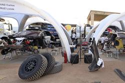 Peugeot Sport Takımı takım alanı
