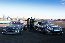 Евгений Сатюков, BMW, и Павел Бусыгин, Toyota