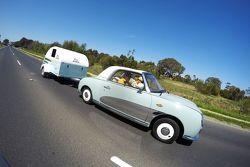 Rick ve Todd Kelly 2015 Bathurst için yolda