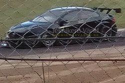 Foto spia Volvo S60 TC1 WTCC