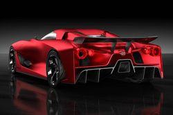 Nissan Konsepti 2020 Vision Gran Turismo