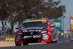Fabian Coulthard y Luke Youlden, Brad Jones Racing Holden
