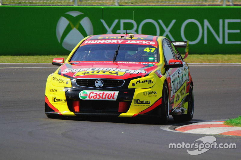 Tim Slade en Tony D'Alberto, Walkinshaw Performance Holden