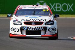Dale Wood en Macauley Jones, Brad Jones Racing Holden