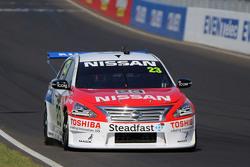 Michael Caruso und Dean Fiore, Nissan Motorsports
