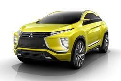 Concept Crossover Mitsubishi eX