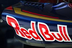 Scuderia Toro Rosso STR10, Seitenkasten