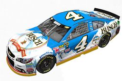New sponsor for Kevin Harvick, Stewart-Haas Racing