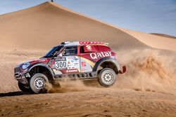 #300 Mini : Nasser Al-Attiyah et Matthieu Baumel