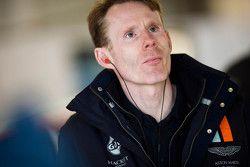 John Gaw, Aston Martin Racing Team Principal