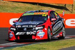Fabian Coulthard et Luke Youlden, Brad Jones Racing Holden